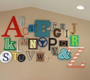 ABC Alphabet Wall thumbnail