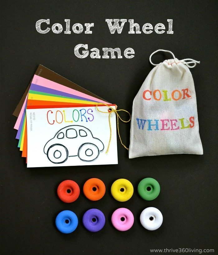 A Fun Color Matching Game Color Made Happy