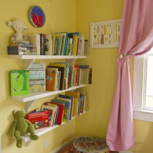 11 Creative Reading Nooks for Kids thumbnail
