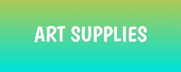 Art Supplies banner link