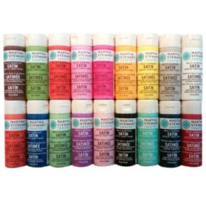 Martha Stewart Crafts Multi-Surface Satin Acrylic Paint thumbnail
