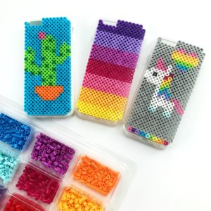 Perler Bead DIY iPhone Case Holder thumbnail