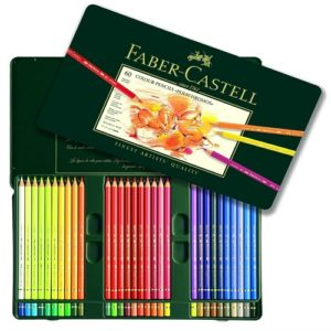 Faber-Castell Polychromos Colored Pencils thumbnail