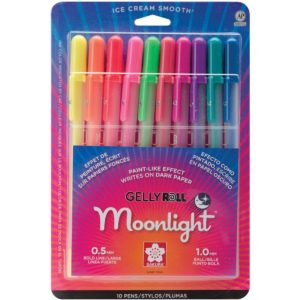 Moonlight Gelly Roll Pens Bold Point thumbnail