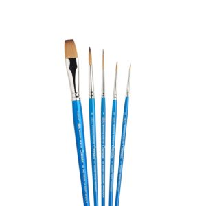 Windsor & Newton Cotman Brushes (5 pack) thumbnail