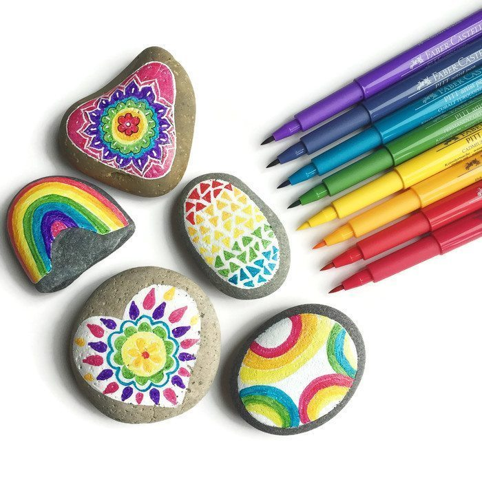 Rock Painting Best Supplies