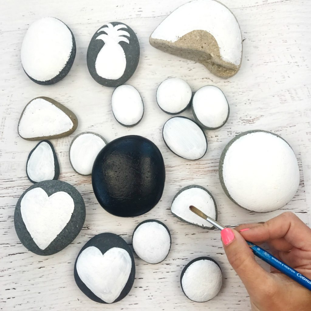What Kind Of Sealant Do You Use On Painted Rocks