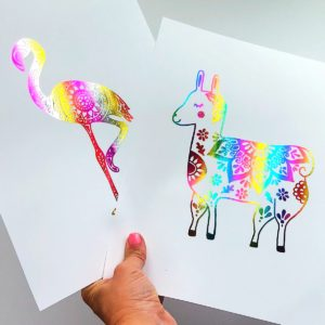 DIY Foil Art Prints – How to Make Your Own Foil Art thumbnail