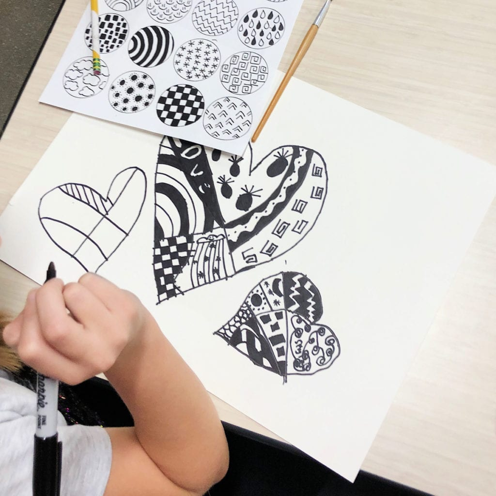 Zentangle Art for Kids