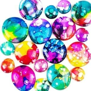 Alcohol Ink Gems thumbnail