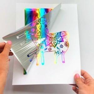 Foil Art FAQs – How to Use Transfer Foil for Art Prints thumbnail