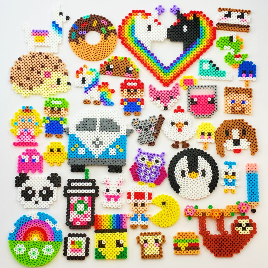 Perler Bead Designs and Patterns
