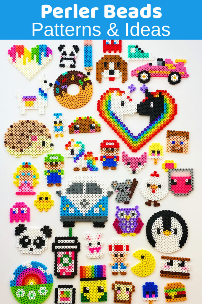 Perler Bead Designs, Patterns and Ideas