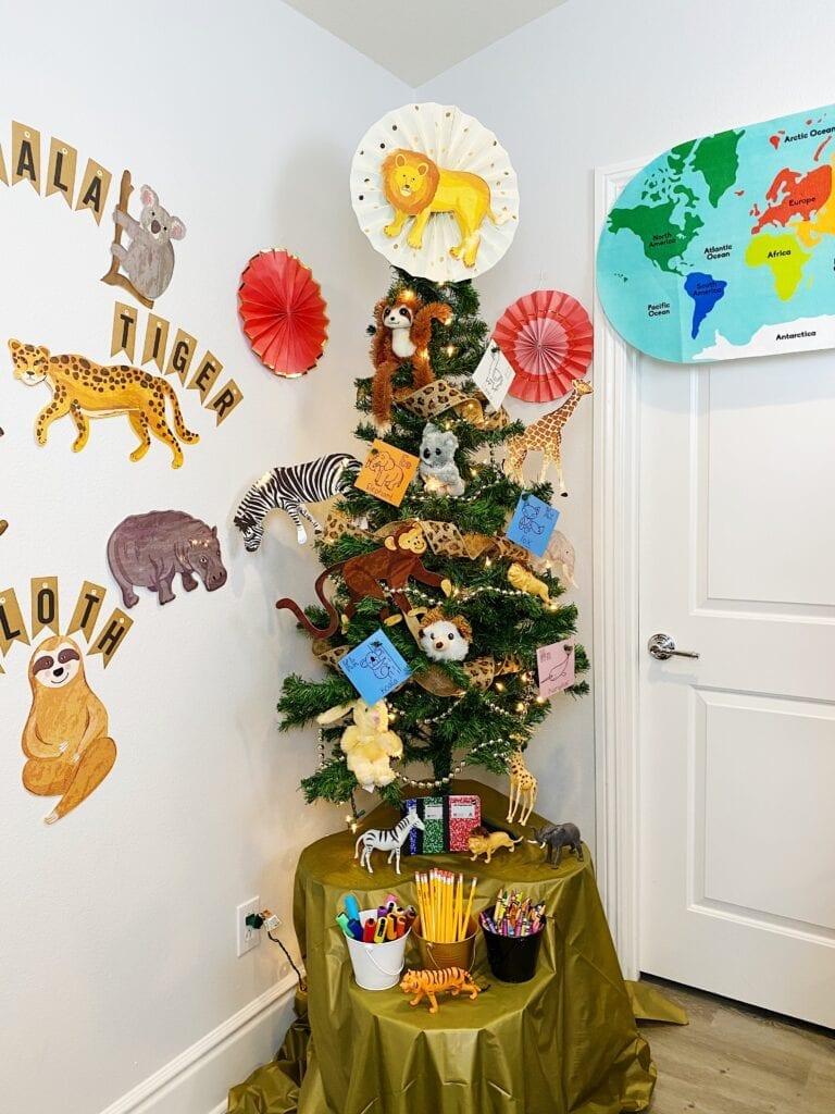 Animal Learning Tree