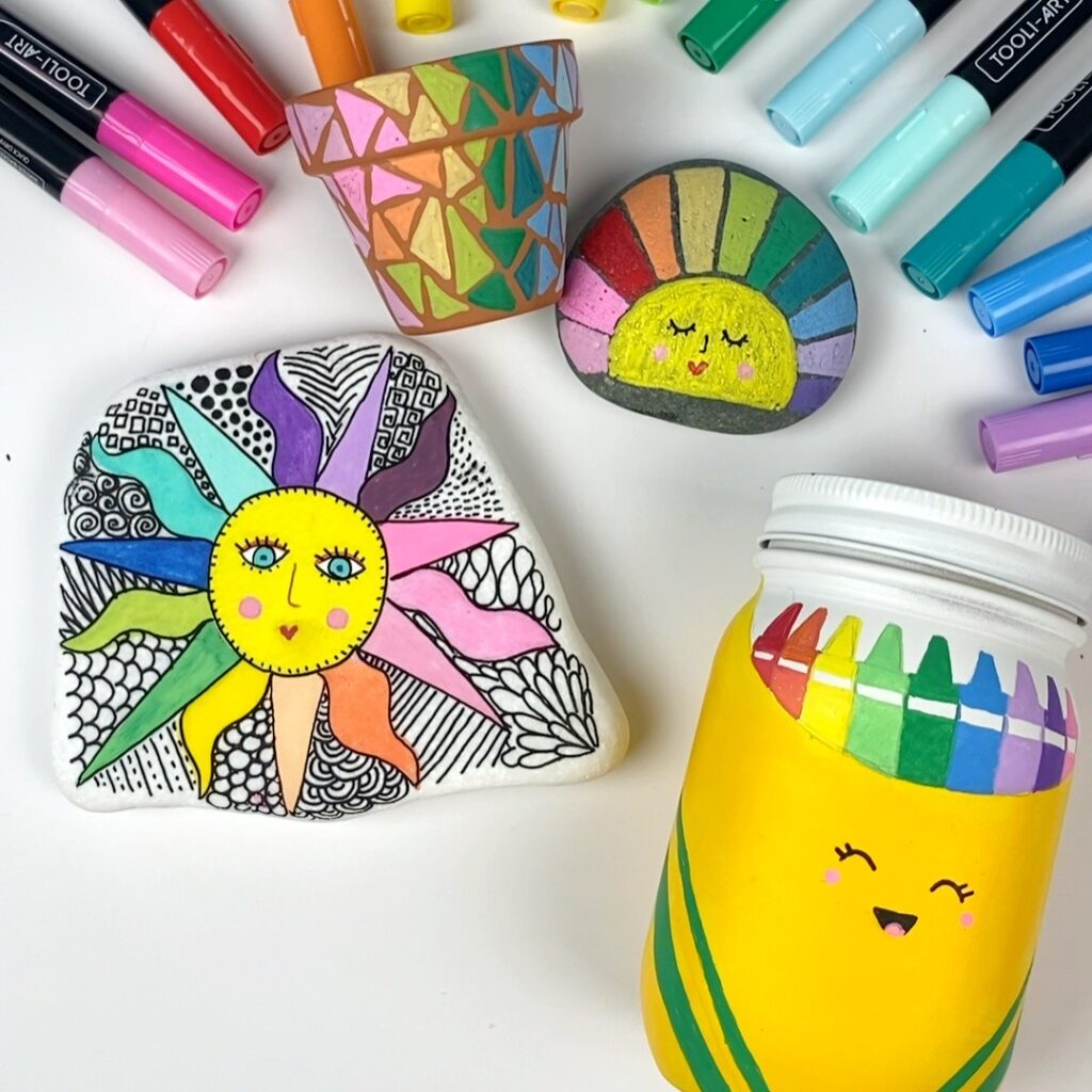 Best acrylic paint pens and paint markers